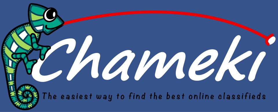 Chameki - Wordmark Illustration