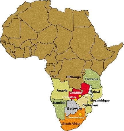 Zambia, East Africa