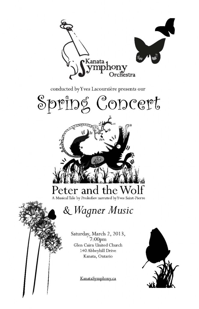 Spring Concert Program Covers  NinjaTurtletechrepairsCo