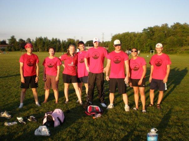 Team Redline - Season 1 - Team Photo