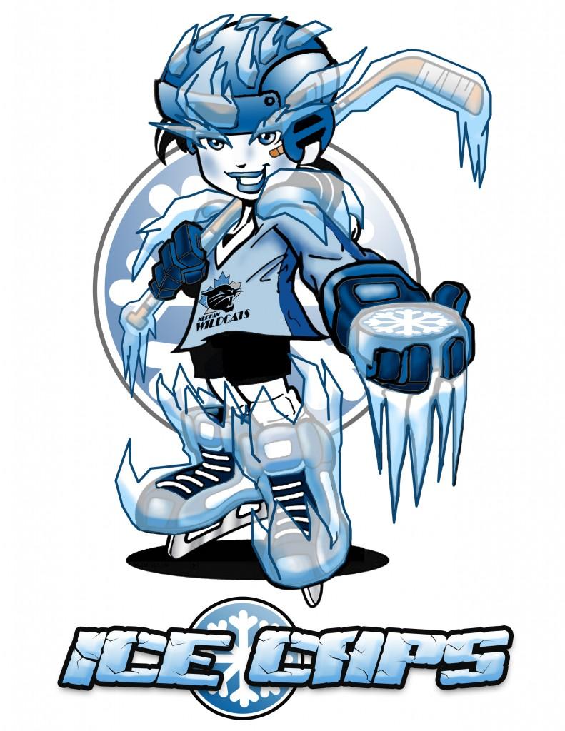 Ice Caps Logo
