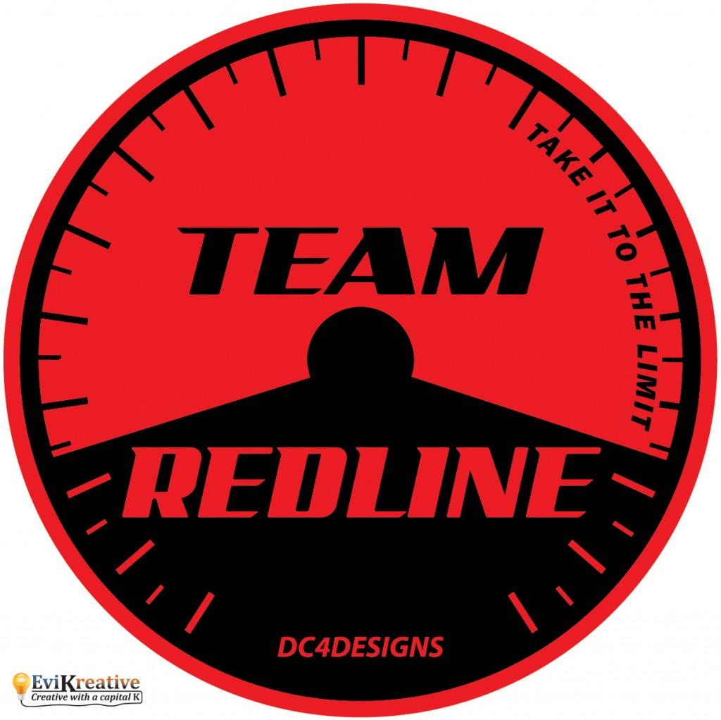 Team Redline - Ultimate Jersey Logo