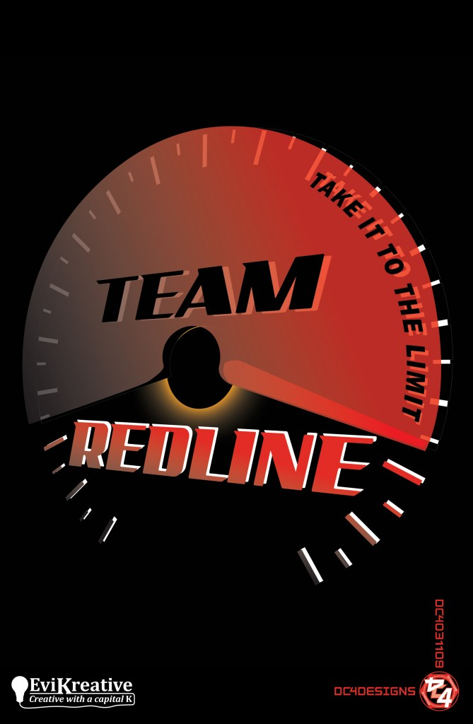 Team Redline - Promo Poster Season 2