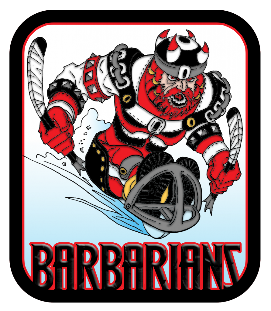 Ottawa Barbarians - Coloured Logo