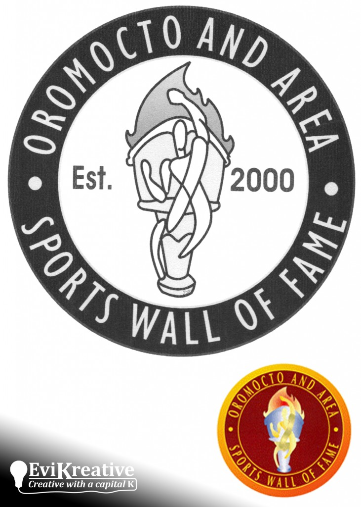Oromocto Sports Hall of Fame - Logo