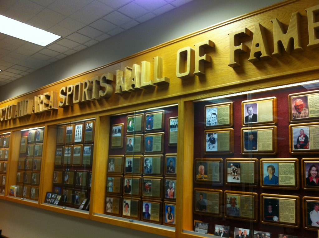 Oromocto Sports Hall of Fame