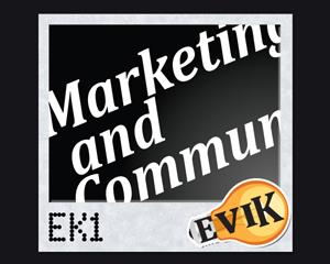 EK1 - Marketing and Communications