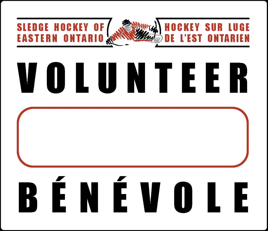 SHEO - Volunteer Badge