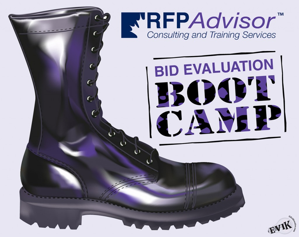 Bid Eval Boot Camp Poster - (11-21-08)